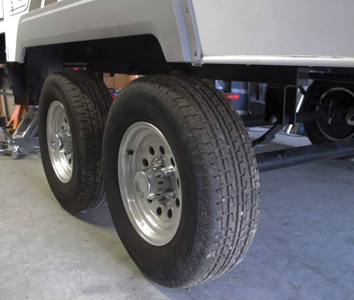 RV Lift Axle Service Phoenix Arizona