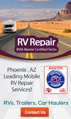 phoenix Arizona Mobile RV Repair Services
