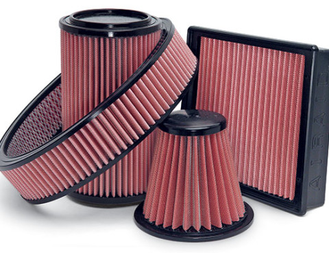 RV Vehicle Air Filter Replacement