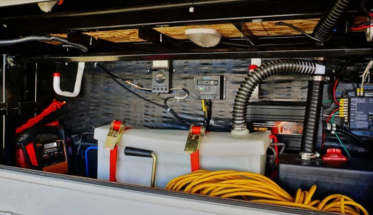 RV battery Electrical Repair PHoenix AZ