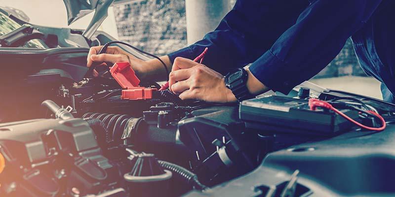 RV battery repair replacement phoenix arizona